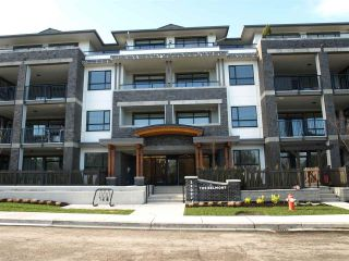 """Photo 1: 406 22087 49 Avenue in Langley: Murrayville Condo for sale in """"Belmont"""" : MLS®# R2367757"""