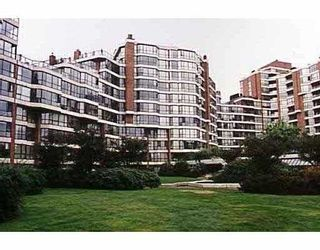 """Photo 1: 203 1470 PENNYFARTHING Drive in Vancouver: False Creek Condo for sale in """"HARBOUR COVE"""" (Vancouver West)  : MLS®# V686677"""