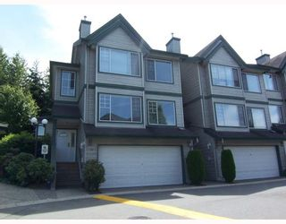 """Photo 1: 34 7465 MULBERRY Place in Burnaby: The Crest Townhouse for sale in """"SUNRIDGE"""" (Burnaby East)  : MLS®# V775314"""