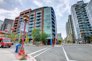 Photo 30: 512 205 Riverfront Avenue SW in Calgary: Chinatown Apartment for sale : MLS®# A1145354