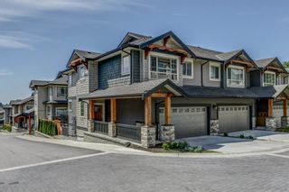 """Photo 1: 158 11305 240 Street in Maple Ridge: Cottonwood MR Townhouse for sale in """"MAPLE HEIGHTS"""" : MLS®# R2289673"""
