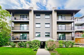 Main Photo: 102 1719 11 Avenue SW in Calgary: Sunalta Apartment for sale : MLS®# A1101859
