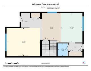 Photo 24: 147 Sunset Cove: Cochrane Detached for sale : MLS®# A1095799