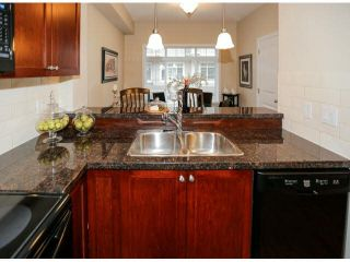 """Photo 5: 28 6852 193RD Street in Surrey: Clayton Townhouse for sale in """"INDIGO"""" (Cloverdale)  : MLS®# F1426154"""
