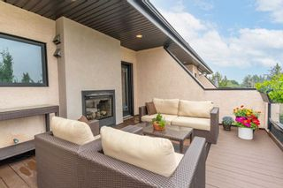 Photo 40: 4 9561 143 Street in Edmonton: Zone 10 Townhouse for sale : MLS®# E4255563