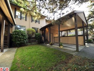 Photo 1: 31 3015 TRETHEWEY Street in Abbotsford: Abbotsford West Townhouse for sale