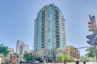 Photo 2: 1108 788 12 Avenue SW in Calgary: Beltline Apartment for sale : MLS®# A1110281