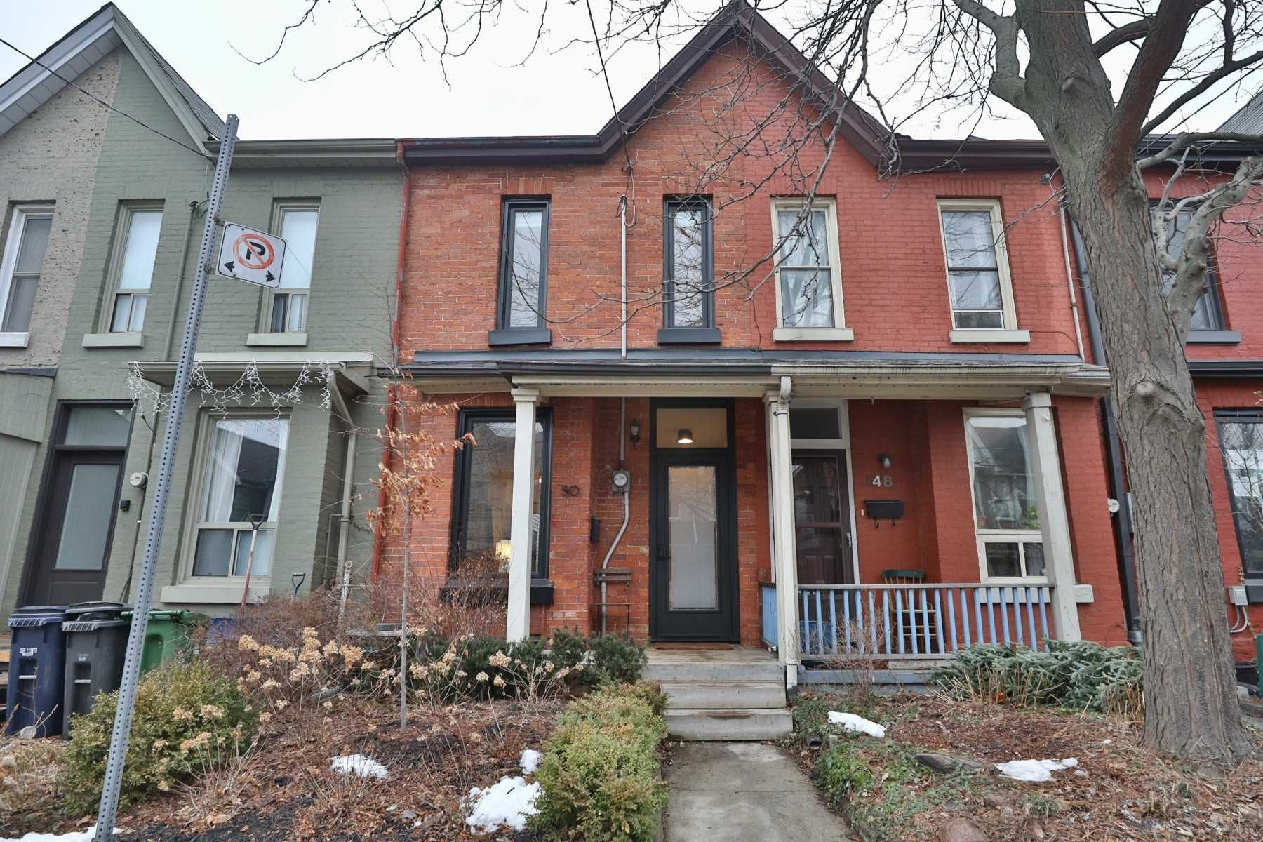 Main Photo: 50 Hickson Street in Toronto: Little Portugal House (2-Storey) for sale (Toronto C01)  : MLS®# C4667359