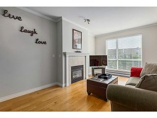 "Photo 2: 415 3608 DEERCREST Drive in North Vancouver: Roche Point Condo for sale in ""DEERFIELD"" : MLS®# V1087667"