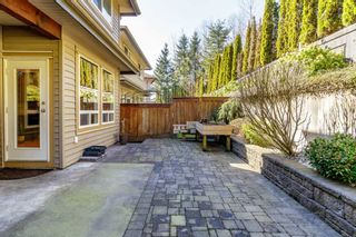 "Photo 20: 38 2287 ARGUE Street in Port Coquitlam: Citadel PQ Townhouse for sale in ""THE PIER"" : MLS®# R2350006"