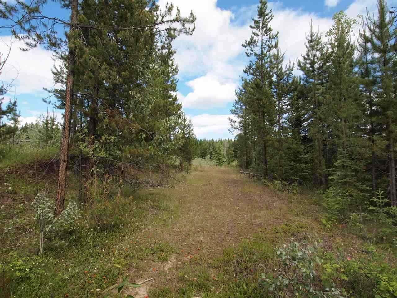 Photo 1: Photos: 4573 BAKKEN Road: Forest Grove Land for sale (100 Mile House (Zone 10))  : MLS®# R2377308