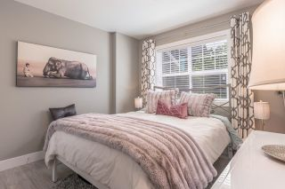 """Photo 17: 102 1392 TRAFALGAR Street in Coquitlam: Burke Mountain Townhouse for sale in """"The Towns"""" : MLS®# R2604465"""