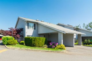 """Photo 1: 20 26970 32 Avenue in Langley: Aldergrove Langley Townhouse for sale in """"Parkside Village"""" : MLS®# R2273111"""