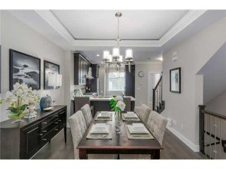 Photo 4: 17 6033 Williams Rd in Richmond: Woodwards Townhouse for sale : MLS®# V1101989