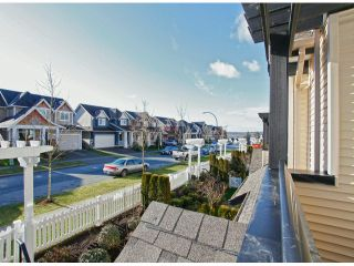 Photo 19: # 28 7168 179TH ST in Surrey: Cloverdale BC Condo for sale (Cloverdale)  : MLS®# F1430373