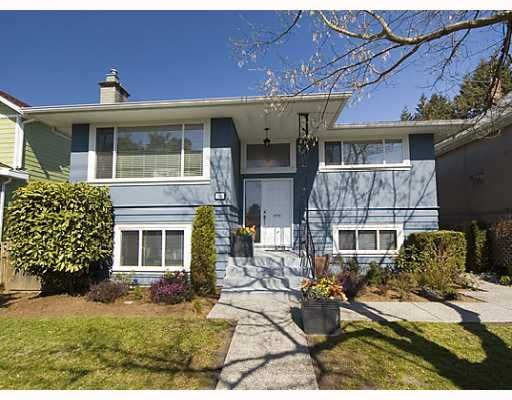 Main Photo: 316 W 21ST Street in North_Vancouver: Central Lonsdale House for sale (North Vancouver)  : MLS®# V760517
