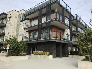 "Photo 1: 310 12070 227 Street in Maple Ridge: East Central Condo for sale in ""STATION ONE"" : MLS®# R2413180"