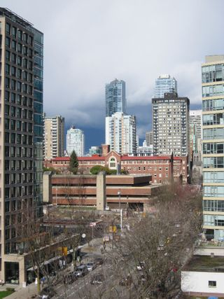 Photo 25: 615 950 Drake Street in Vancouver: Downtown VW Condo for sale (Vancouver West)