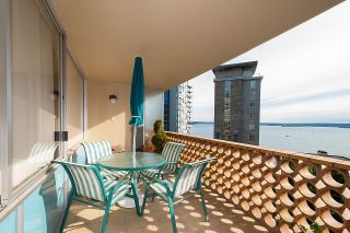 """Photo 22: 505 2135 ARGYLE Avenue in West Vancouver: Dundarave Condo for sale in """"THE CRESCENT"""" : MLS®# R2620347"""
