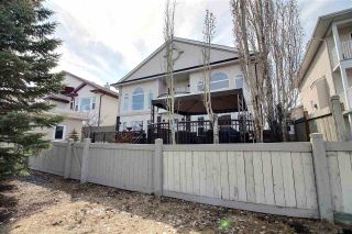 Photo 43: 7528 161A Avenue NW in Edmonton: Zone 28 House for sale : MLS®# E4238024