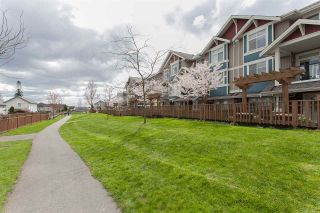 "Photo 18: 12 6036 164 Street in Surrey: Cloverdale BC Townhouse for sale in ""Arbour Village"" (Cloverdale)  : MLS®# R2156011"