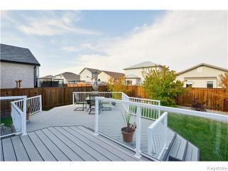 Photo 15: 35 Edenwood Place in Winnipeg: Royalwood Residential for sale (2J)  : MLS®# 1626316
