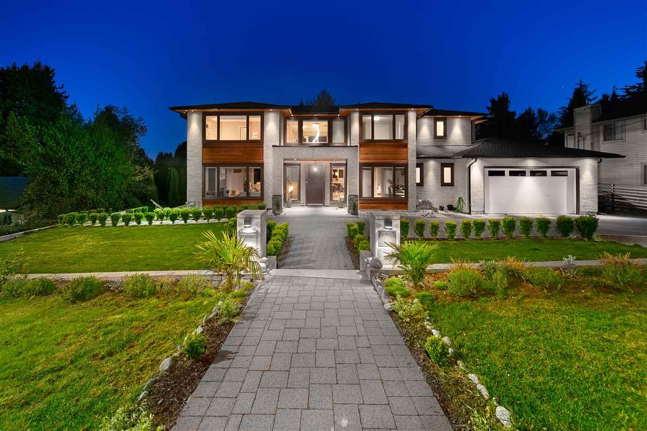 Main Photo: 1010 WILDWOOD Lane in West Vancouver: British Properties House for sale : MLS®# R2565751