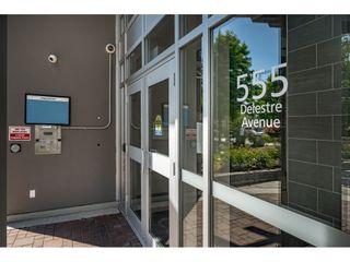 "Photo 18: 508 555 DELESTRE Avenue in Coquitlam: Coquitlam West Condo for sale in ""CORA TOWERS"" : MLS®# R2481157"