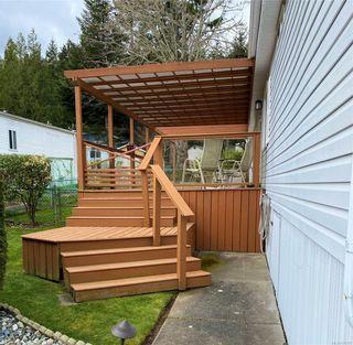 Photo 3: Unit 107 in Cedar Ridge Estates    Central Saanich Manufactured Home For Sale