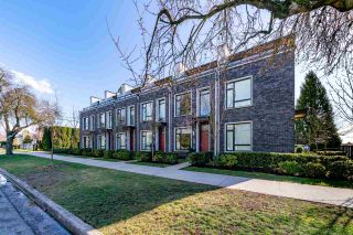 Photo 2: 1496 W 58TH Avenue in Vancouver: South Granville Townhouse for sale (Vancouver West)  : MLS®# R2547398
