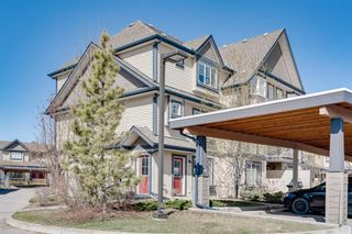 Main Photo: #4 133 Copperpond Heights SE in Calgary: Copperfield Row/Townhouse for sale : MLS®# A1134232