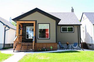 Photo 1: 1018 Ashburn Street in Winnipeg: Sargent Park Residential for sale (5C)  : MLS®# 202114740
