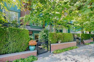 "Photo 1: 2575 EAST Mall in Vancouver: University VW Townhouse for sale in ""LOGAN LANE"" (Vancouver West)  : MLS®# R2302222"