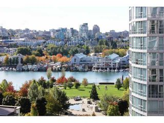 Photo 1: 1102 501 PACIFIC Street in Vancouver: Downtown VW Condo for sale (Vancouver West)  : MLS®# V1042770