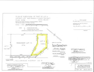 Photo 3: LOT A W 16 Highway in Smithers: Smithers - Town Land for sale (Smithers And Area (Zone 54))  : MLS®# R2533470