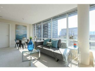 """Photo 5: 701 1088 RICHARDS Street in Vancouver: Yaletown Condo for sale in """"RICHARDS LIVING"""" (Vancouver West)  : MLS®# V1139508"""