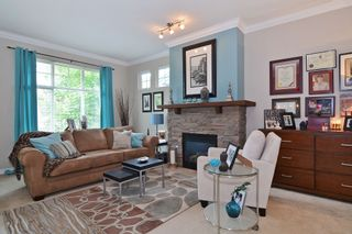 """Photo 2: 65 6050 166TH Street in Surrey: Cloverdale BC Townhouse for sale in """"WESTFIELD"""" (Cloverdale)  : MLS®# F1442230"""