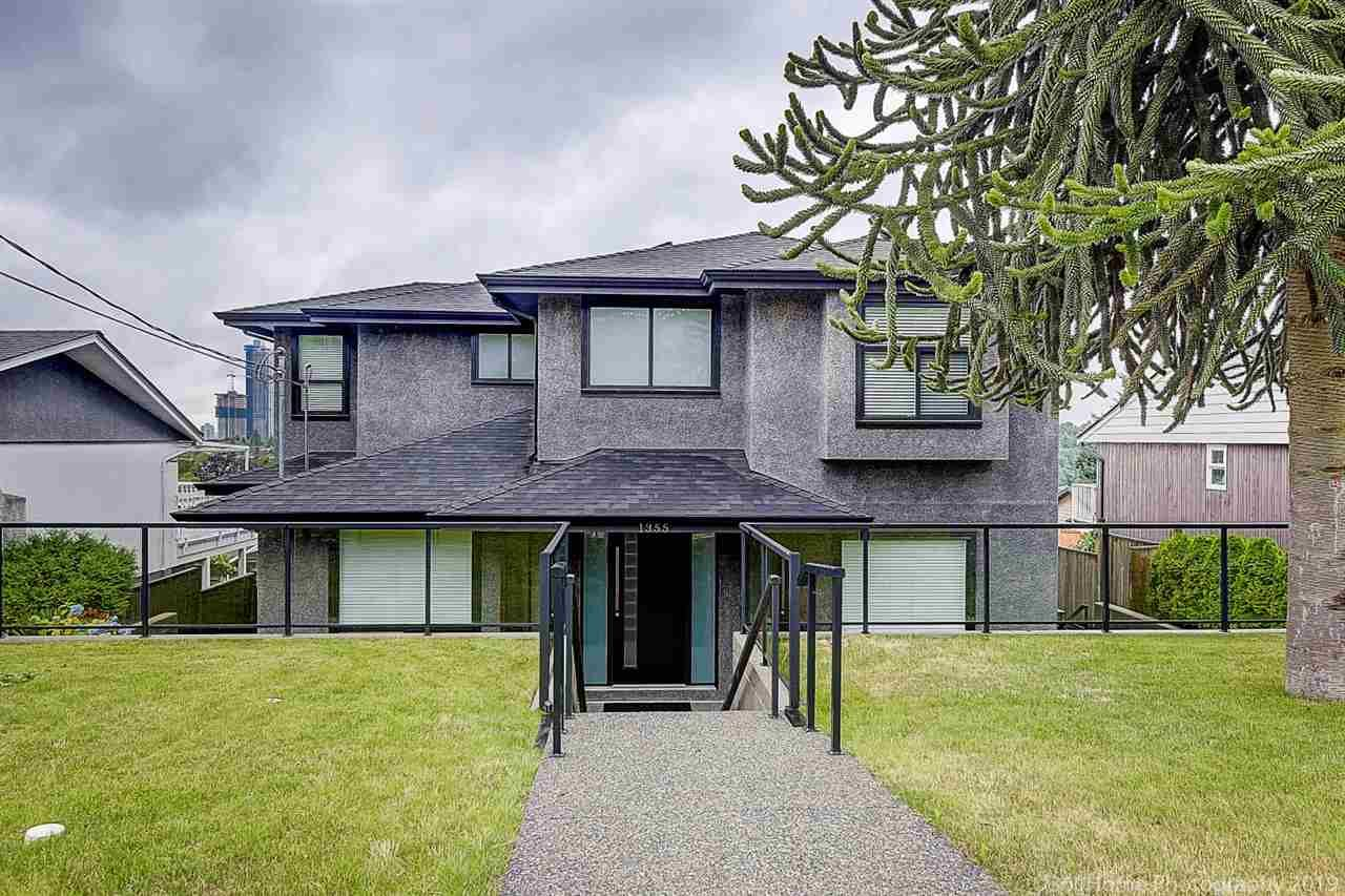 Main Photo: 1355 HOLDOM Avenue in Burnaby: Parkcrest House for sale (Burnaby North)  : MLS®# R2388302