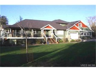 Photo 1:  in VICTORIA: SW Strawberry Vale House for sale (Saanich West)  : MLS®# 357960