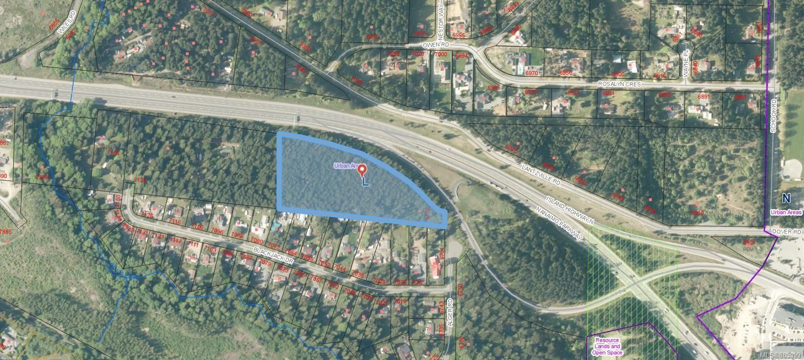 Main Photo: 6775 Alger Rd in : Na Upper Lantzville Unimproved Land for sale (Nanaimo)  : MLS®# 885399