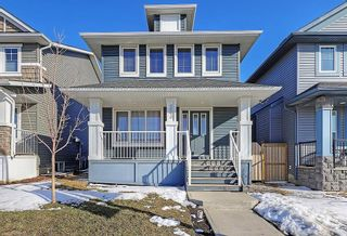 Photo 1: 223 EVANSTON Way NW in Calgary: Evanston House for sale : MLS®# C4178765