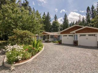 Photo 1: 1380 DUFFIELD ROAD in COBBLE HILL: ML Cobble Hill House for sale (Malahat & Area)  : MLS®# 694031