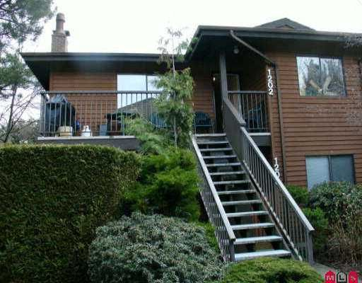 """Main Photo: 10620 150TH Street in Surrey: Guildford Townhouse for sale in """"Lincoln Gate"""" (North Surrey)  : MLS®# F2607472"""
