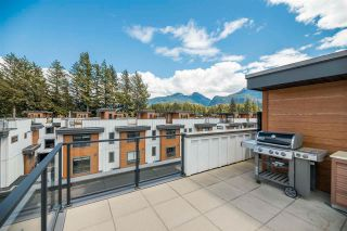 """Photo 25: 22 39769 GOVERNMENT Road in Squamish: Northyards Townhouse for sale in """"BREEZE"""" : MLS®# R2586789"""