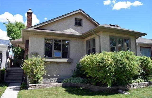 Main Photo: 549 Clifton Street in Winnipeg: Wolseley Residential for sale (5B)  : MLS®# 1818052