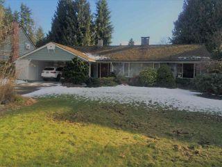 """Photo 1: 470 GORDON Avenue in West Vancouver: Cedardale House for sale in """"Cedardale"""" : MLS®# R2244893"""