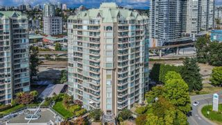 """Photo 5: 802 1045 QUAYSIDE Drive in New Westminster: Quay Condo for sale in """"Quayside Tower"""" : MLS®# R2617819"""