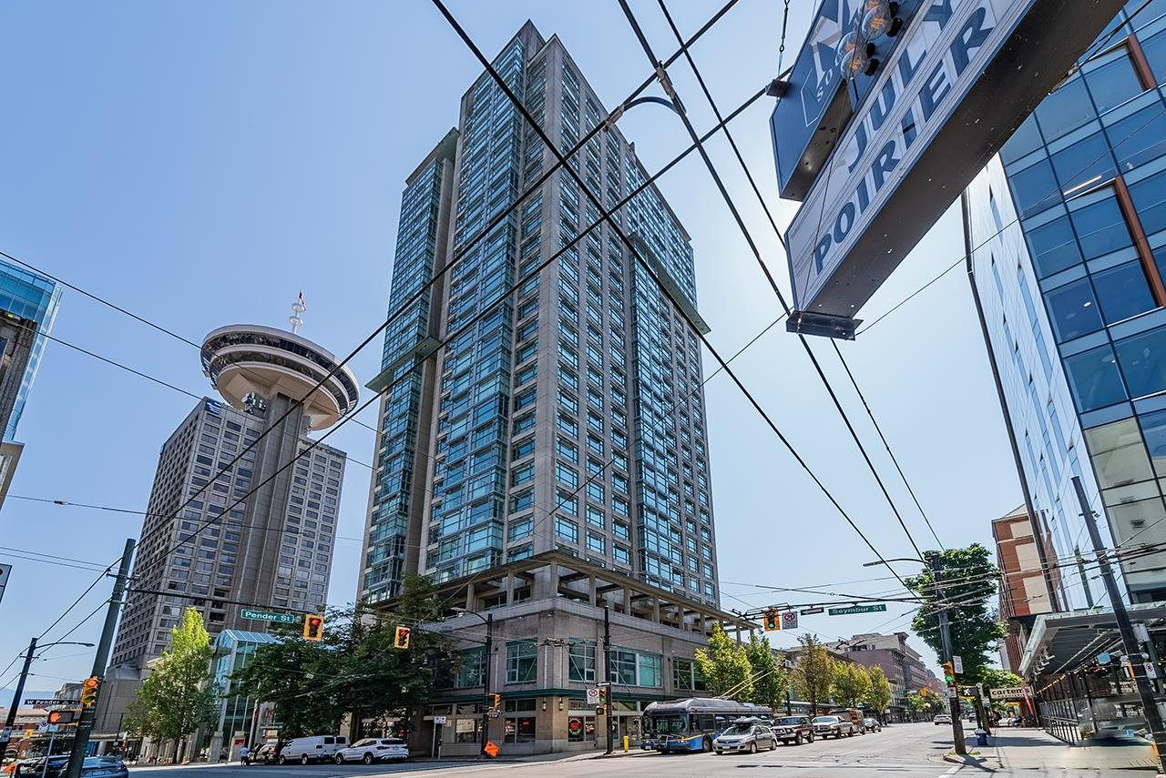 Main Photo: 1701 438 SEYMOUR Street in Vancouver: Downtown VW Condo for sale (Vancouver West)  : MLS®# R2615883