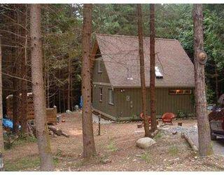 Photo 2: 975 A CONRAD RD in Roberts_Creek: Roberts Creek House for sale (Sunshine Coast)  : MLS®# V547340