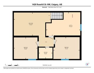 Photo 24: 1428 Rosehill Drive NW in Calgary: Rosemont Semi Detached for sale : MLS®# A1149230